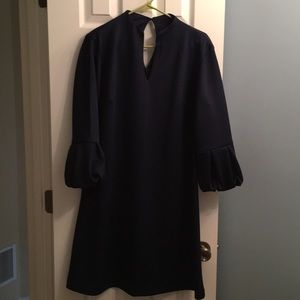 NY & Company Navy Cocktail Dress! Worn only once!